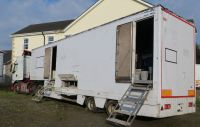 (OB24 ) 12metre Rack ready trailer with air conditioning