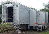 OB35  13.6m Smiths coachbuilt triple expanding trailer