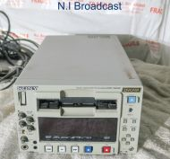 Sony dsr1500ap dvcam pal recorder (95x10 drum hours)