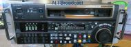 Sony hdw-d1800  hdcam studio recorder (1417 drum hours)