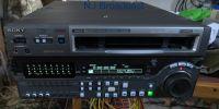 Sony msw-m2100p multiformat player (515 drum hours), SP, Sx, digi beta, IMX , high speed etc