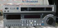 Sony msw-m2100p multiformat player (40 drum hours), SP, Sx, digi beta, IMX , high speed etc