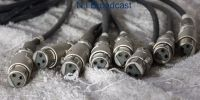 Canare nc-02 8s1ne audio breakout cable