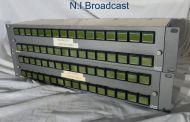 2x Evertz quartz cp2032 router matrix panels