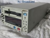 Sony dsr1500ap dvcam recorder and player with SDI