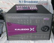 (ref 2) Miranda Kaleido X 80x input channel HDSDI / SDI high defintion multiviewer with 8x DVI outputs , (80x in,   8x out)
