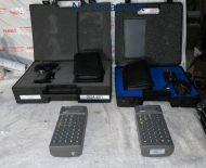 2x tektronix portable test generators / testers