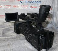 Sony hxr-nx5p HD mpeg4 camcorder with SD card recording, 20x lens, petrol bay, 5hr battery