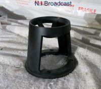 Studio pedestal tophat bowl adapter for pedestals