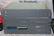 Package of 3x TSL sc-11  UMD controller racks and Power supplies