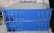 2x aptx audio racks for audio conversion for IP etc