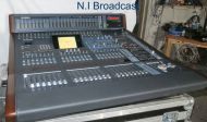 Yamaha dm2000 VCM 96 channel digital sound mixer with meterbridge and more. (excellent condition)