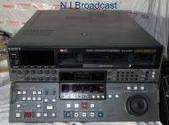 Sony DVW-500AP digital betacam videorecorder in PAL format.