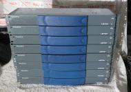 8x Harris panacea 16x16 3G / SDI video routers