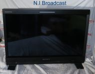 Sony OLED 25inch  Trimaster el monitor with 3G, hdmi etc (ref 2)