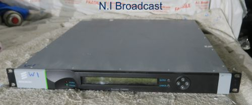 Ecrission EN8090 high definition MPEG2 and mpeg 4 h.264 encoder with dolby (ref W1)