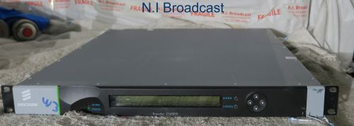 Ecrission EN8090 high definition MPEG2 and mpeg 4 h.264 encoder with dolby (REF w3)
