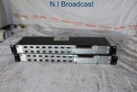 2x Evertz 3405pst interfce units for fibre optic etc