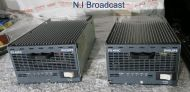2x grass valley philips  ps400c power supply for venus routers