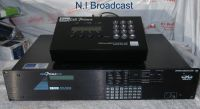 Nicral ISDN mainframe and remote panel with 3 options Easycall