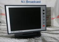 Rtw 10600 loudness and surround audio monitor witih stand