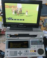Panasonic aj-d350e pal d3 (D3)  recorder / player fully working