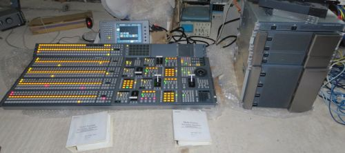 Sony 4me 80 input high definition mvs8000a vision mixer switcher