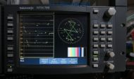 Tektronix WFM700 HDSDI waveform vectorscope (With eye and jitter option) (ref 2)