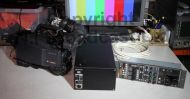 Complete Sony hdc1500r fibre high defintiion camera channels ( hd1500r)