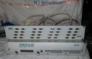 RTS telex cronus 32channel digital intercom mainframe with software