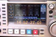 Sony HD xdcam PDWF1600 high definition xdcam recorder