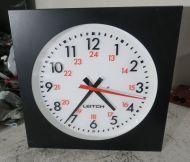 Leitch dac-5012 12inch / 30cm analog clock