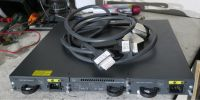 Boxed Cisco dual PSU power supply with cables (csk-pwr-750wac)