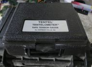 "Tentel tentelometer tape tension gauge (1/4"" audio, vhs, combo)"