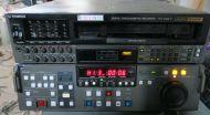 Sony dvw-a500p digi beta recorder (6 drum hours