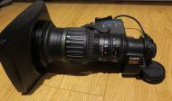 (ref 2) Canon hj11x4.7 b4 iase high definition wide angle broadcast lens