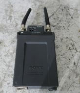 Sony UHF wrr855 with bta801 adapter