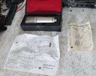 Original box and documents Neumann u89 microphone (phantom power version)(Serial c845)