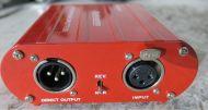 Studiospares microphone splitter (red506)