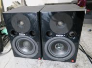 Matched Pair Fostex 6301b Active Powered Speakers With Amplifiers Video Production & Editing Audio For Video ref 2