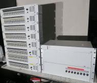 Audionics large intercom / talkback / router system