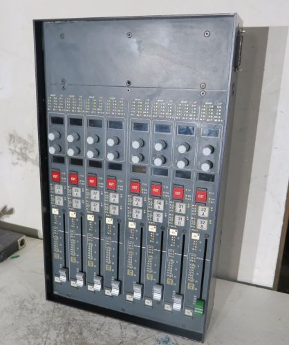 Calrec ic5524 fader bank for digital sound mixers (alpha)