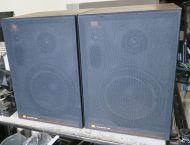 Pair jbl 4408 studio monitor speakers