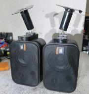 Pair of jbl control speakers
