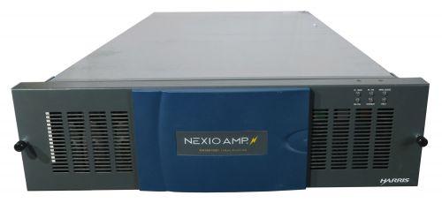 Harris 4ch HD server with playlist support. 12tb storage.  nx3601i ( NXAMP3601HDI4H)