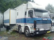 12 camera SDI Scania truck Left hand drive. ( complete)