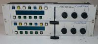 2x crystal vision FP2 remote panels for keyers etc