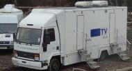 8 camera SDI IVeco truck . 7.5ton
