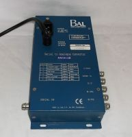 BAL sac012B SDI to component / RGB / composite converter with loop thru power lead