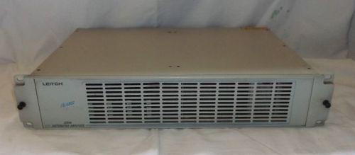 leitch 6802 2U rack with 5x VSE-6800SDI VDA equaliser DAs and dual PSU